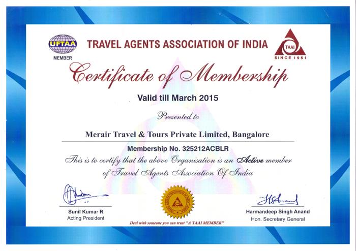 Iata Travel Agents